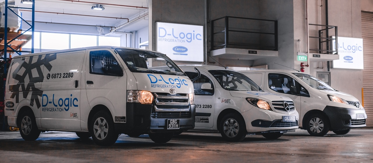 Refrigeration Rescue 365_ D-Logic Repair and Service Team Singapore