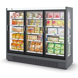 Carrier Commercial Refrigeration Velando Compact Space for smaller supermarkets and delicatessens