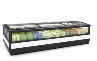 Carrier Irios GL+ Remote Cabinets Island Display