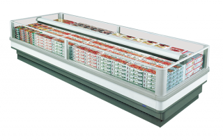 Carrier remote chiller or freezer for chilled or frozen food from D-Logic Refrigeration