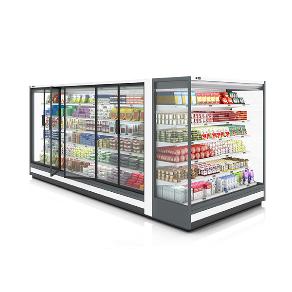 Carrier Display Chiller Cabinets to display your products beautifully by D-Logic Refrigeration