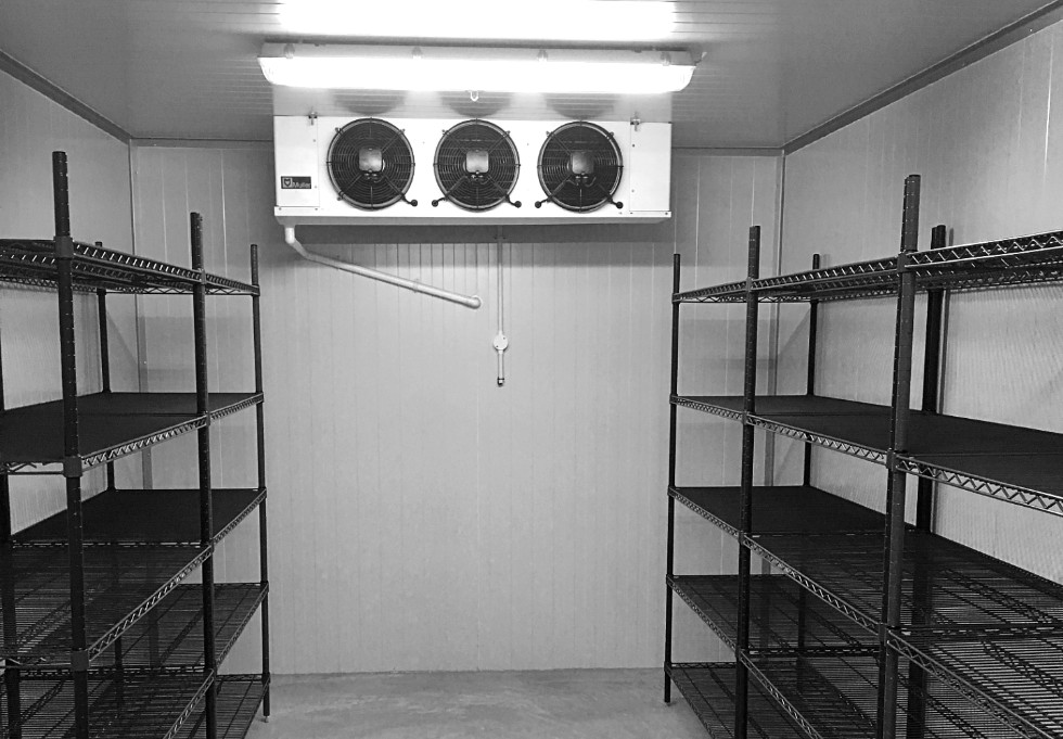 Cold Room for Dairy Products 2