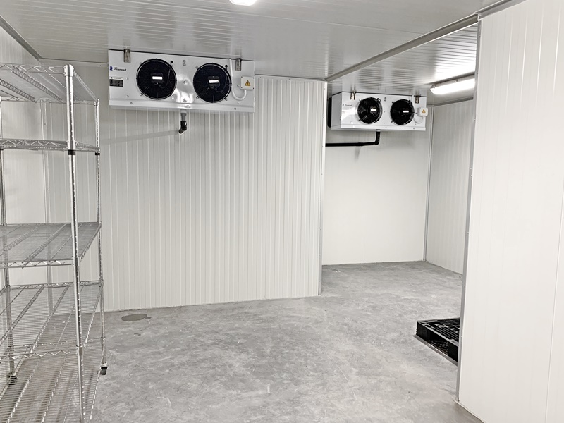 Cold Room Project by D-Logic Refrigeration 2021-06